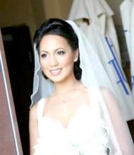 Фото - весільна зачіска з начосом 2013