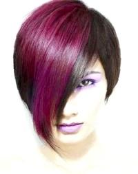 Фото - Модні емо зачіски
