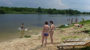 Чим небезпечно купатися в прісній воді?