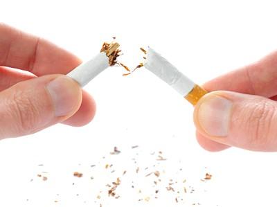 Дієта для кидають палити