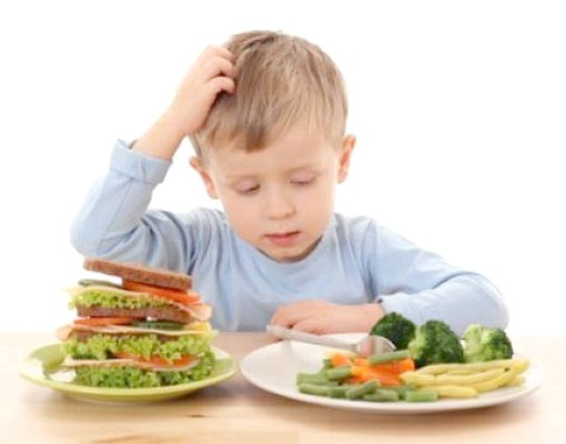 Дієта для дітей