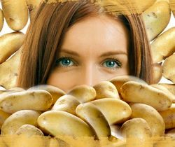 Дієта картопляна