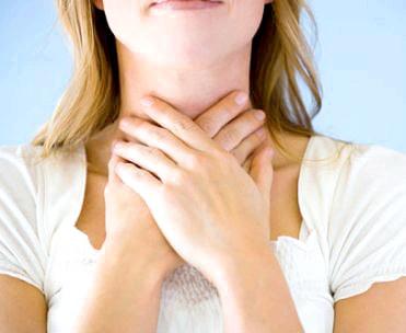 Дієта при захворюванні щитовидної залози