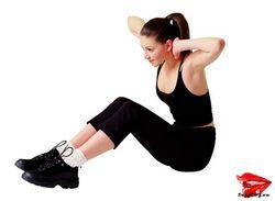 Фітнес: спортивний одяг та взуття
