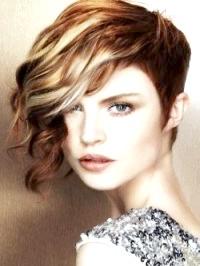 Фото - Зачіски емо для короткого волосся
