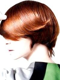 Фото - Емо зачіски для середніх волосся