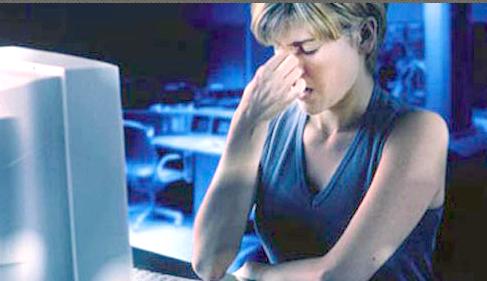 Як зберегти зір, працюючи за комп'ютером?