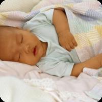 Як вкласти дитину спати без сліз?