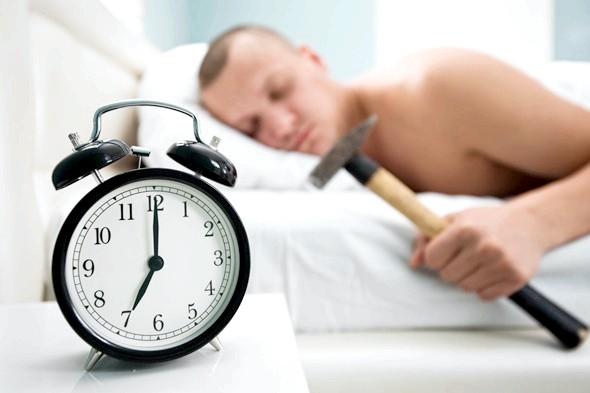 Як виспатися за короткий час?