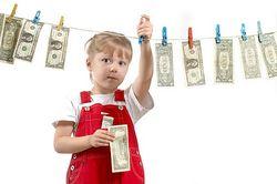 Фото - Кишенькові гроші для дітей