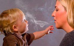 Куріння і годування грудьми