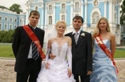 Обов'язки свідків на весіллі