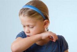 Сухий кашель у дитини і його лікування