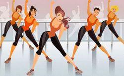 Танцювальна аеробіка
