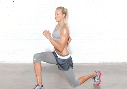 Фото - У чому ж перевага програми? Та хоча б у тому, що відпрацьовуються всі групи м'язів, завдяки чому тіло набуває красиві форми!