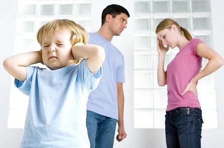 Фото - Діти та розлучення