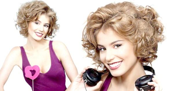 Біозавивка на короткій стрижці - краса без шкоди для здоров'я волосся