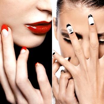 Цікаві ідеї манікюру на коротких нігтях