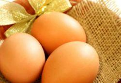 Яєчна дієта на 4-ри тижні