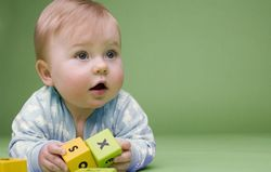 Як зупинити гикавку у новонародженого