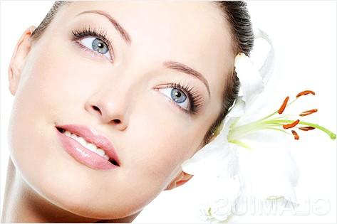 Як зробити шкіру обличчя красивою