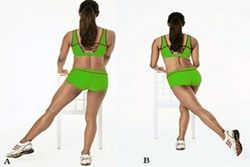 Які вибрати вправи, щоб ніжки схудли
