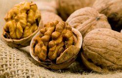 Корисні властивості горіхів