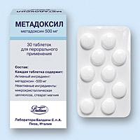 Метадоксил і його аналоги