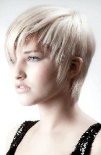 Модні стрижки та зачіски з чубчиками. види челок. 99 фото.