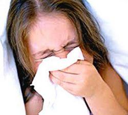 Ускладнення після грипу у дітей
