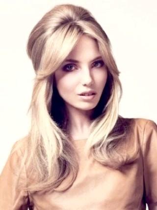 Фото - Бабетта для довгого волосся в романтичному стилі