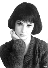 Фото - Зачіска в стилі 60-х: каре