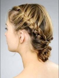 Фото - Вечірні зачіски в грецькому стилі
