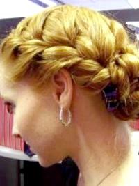 Фото - Грецька зачіска своїми руками