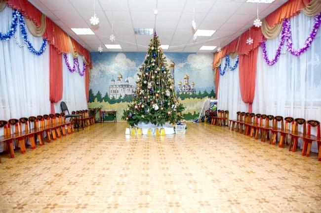 Сценарії новорічних ранків у дитячому садку 2015
