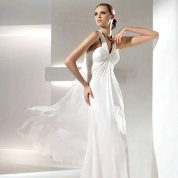 Весільні сукні у грецькому стилі 2015