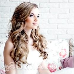 Фото - Волосся з накладними пасмами