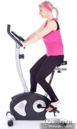 Велотренажер для схуднення, правда чи міф?