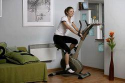 Велотренажер - знахідка для бажаючих скинути зайву вагу
