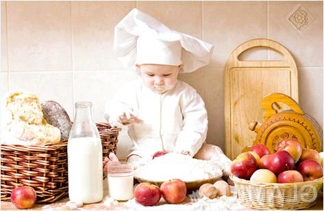 Фото - Страви для малюків