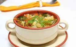 Дієта з овочевим супом