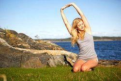 Гімнастика оксісайз: дихаємо і худнемо за 15 хвилин