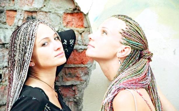 Екзотика в побуті. плетемо африканські косички