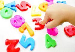 Як навчити малюка рахувати
