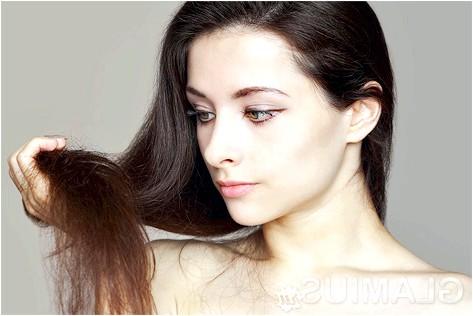 Як відновити сухе волосся
