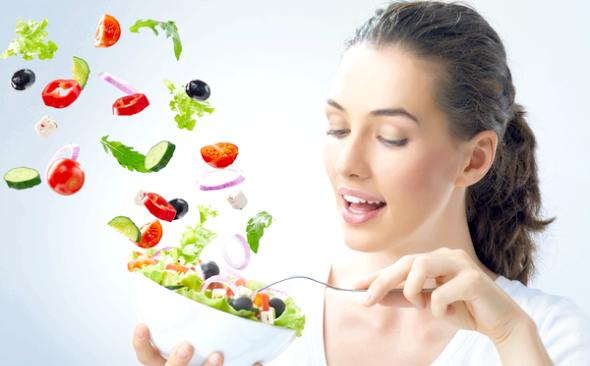 Правильне харчування - будь завжди у формі!