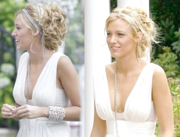 Зачіска в грецькому стилі