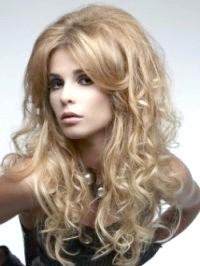 Фото - Зачіска з розпущеним волоссям і локонами