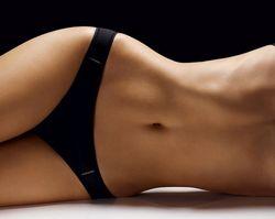 Пухкий жир на животі