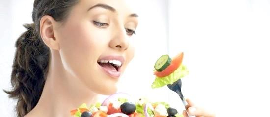 Розділяй харчування і володарюй над собою